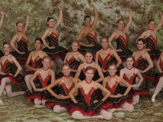 Extra Ballet Program